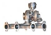 Турбокомпрессор восстановленный VAG VW 03G253019J Caddy III 1.9 TDI!
