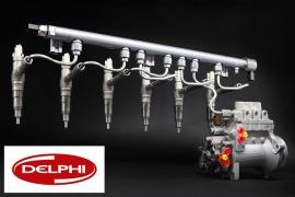 Ремонт форсунок Common Rail Delphi