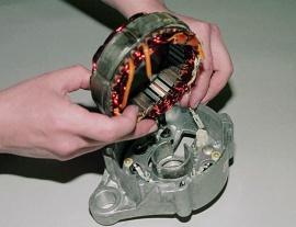 Технологический процесс ремонта генератора